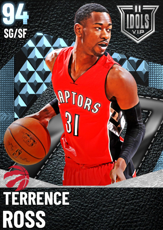 94 Terrence Ross   undefined