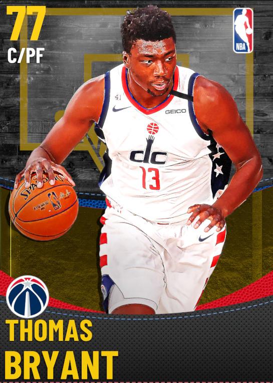 77 Thomas Bryant | Washington Wizards
