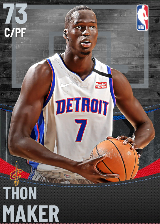 73 Thon Maker | Cleveland Cavaliers