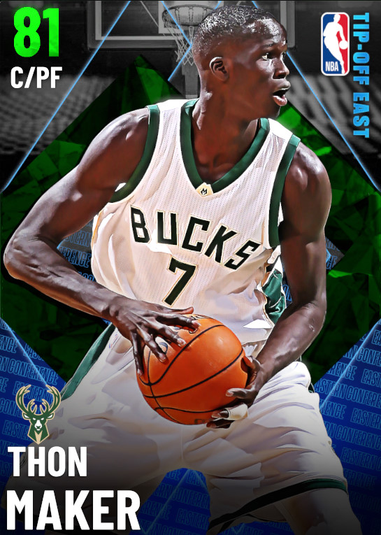 81 Thon Maker | undefined