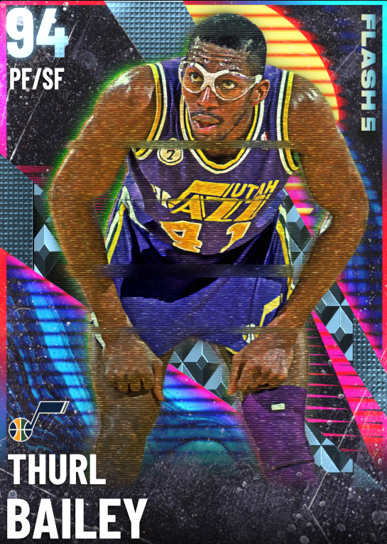 94 Thurl Bailey | undefined
