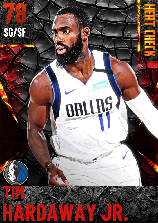 78 Tim Hardaway Jr. | Dallas Mavericks