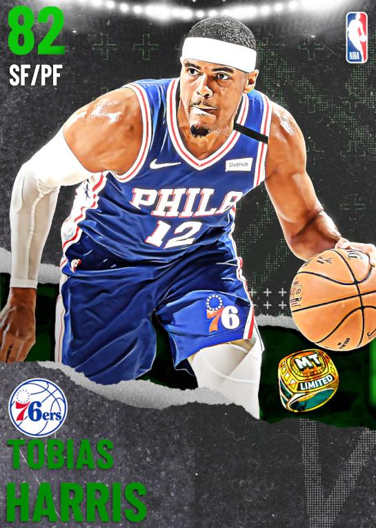 82 Tobias Harris   Philadelphia 76ers