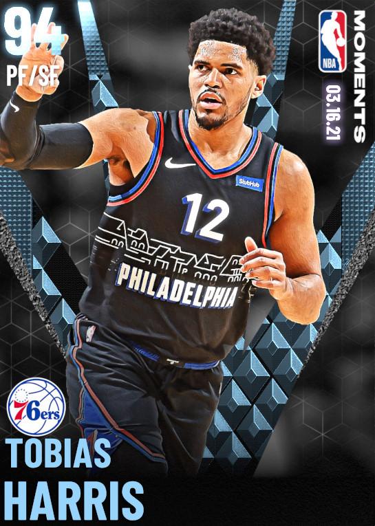94 Tobias Harris | Philadelphia 76ers
