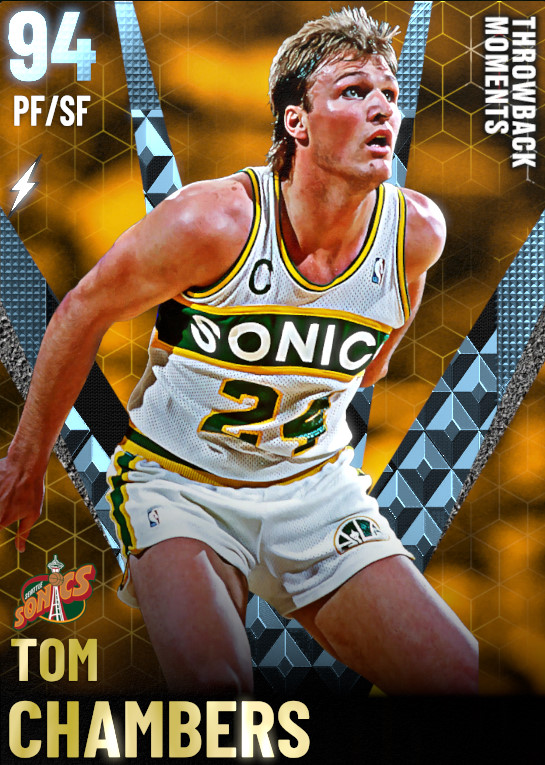 94 Tom Chambers | undefined