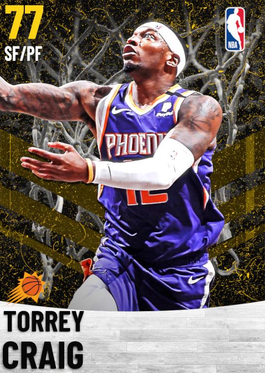 77 Torrey Craig   Phoenix Suns