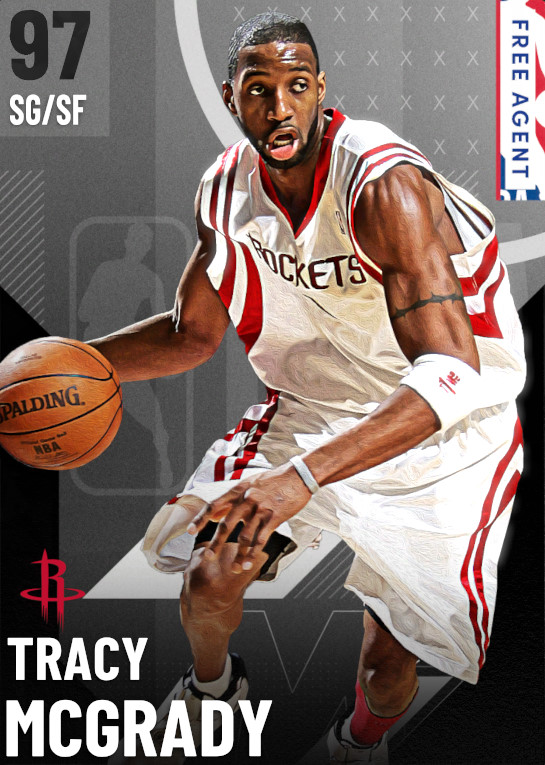 97 Tracy McGrady   undefined