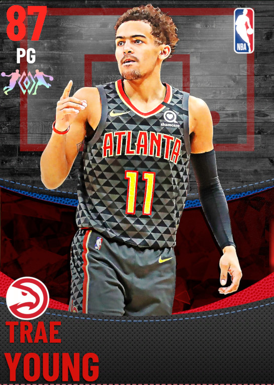 87 Trae Young | undefined