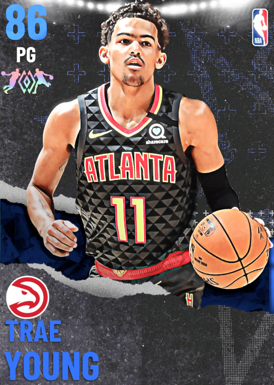 86 Trae Young | undefined