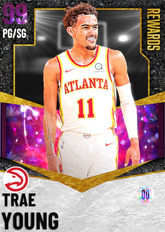 99 Trae Young | undefined