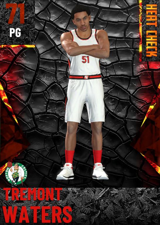 71 Tremont Waters | Boston Celtics