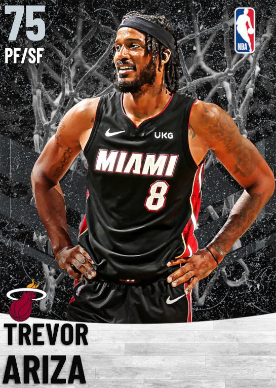 75 Trevor Ariza   Miami Heat