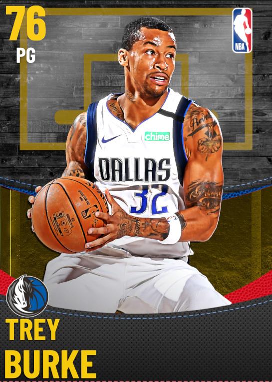76 Trey Burke | Dallas Mavericks