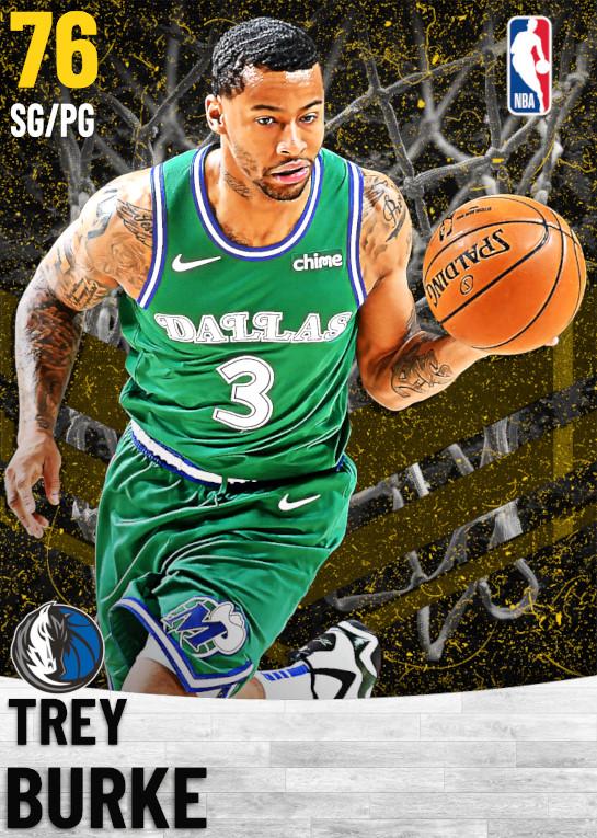 76 Trey Burke   Dallas Mavericks