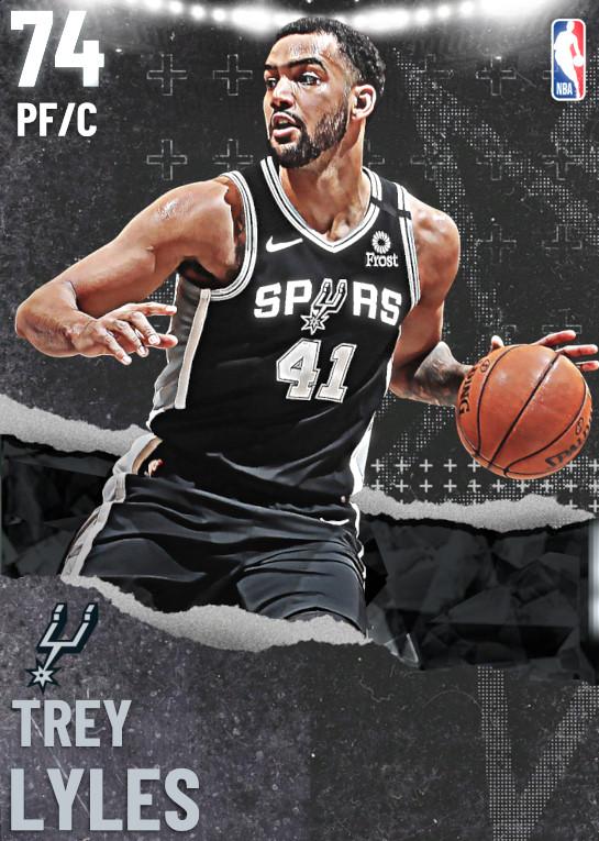 74 Trey Lyles   undefined