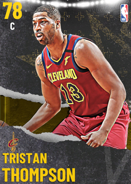 78 Tristan Thompson | undefined