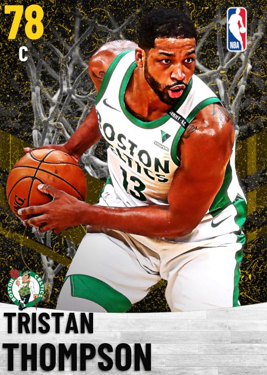 78 Tristan Thompson   Boston Celtics