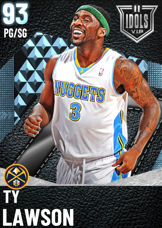 93 Ty Lawson   undefined