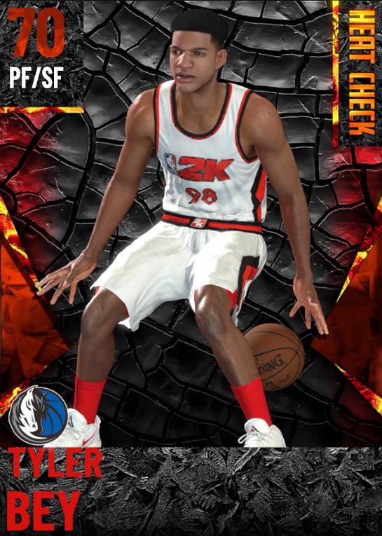 70 Tyler Bey | Dallas Mavericks