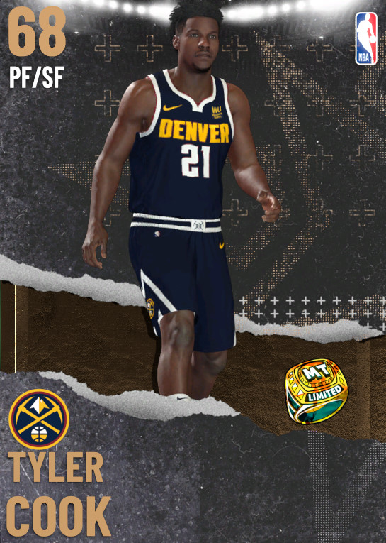 68 Tyler Cook | undefined
