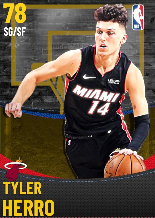 78 Tyler Herro | Miami Heat