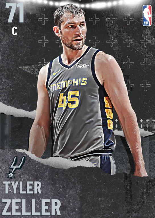 71 Tyler Zeller   undefined