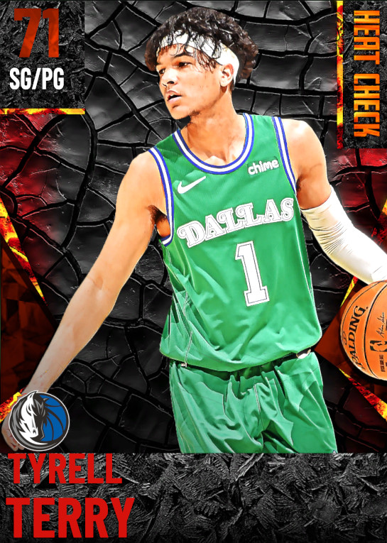 71 Tyrell Terry | Dallas Mavericks