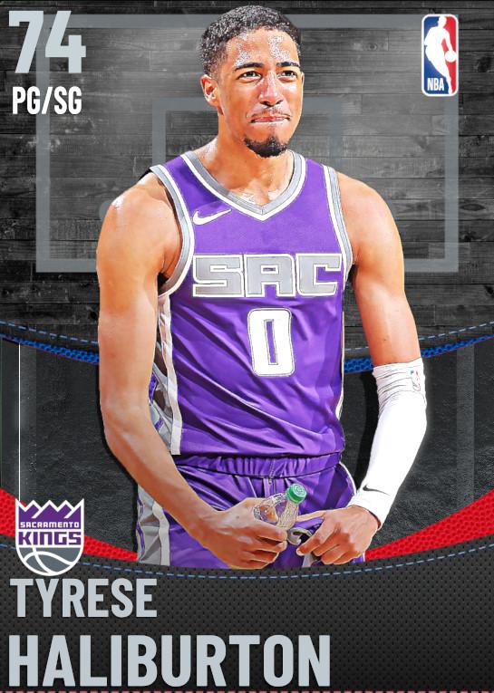 74 Tyrese Haliburton | Sacramento Kings