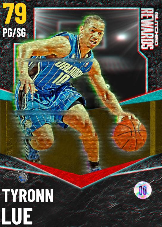 79 Tyronn Lue | Glitched Rewards