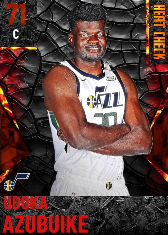 71 Udoka Azubuike | Utah Jazz