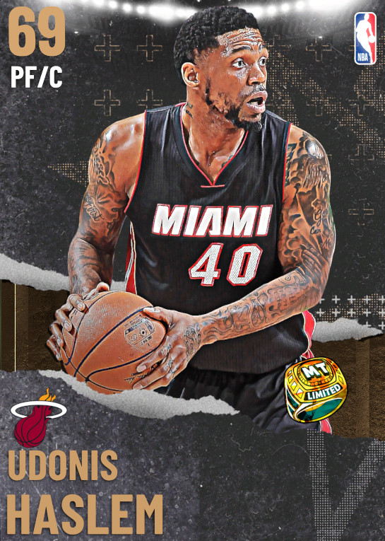 69 Udonis Haslem | undefined