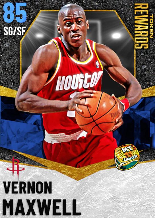 85 Vernon Maxwell | undefined