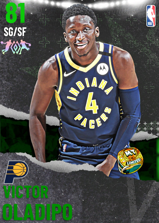 81 Victor Oladipo | undefined
