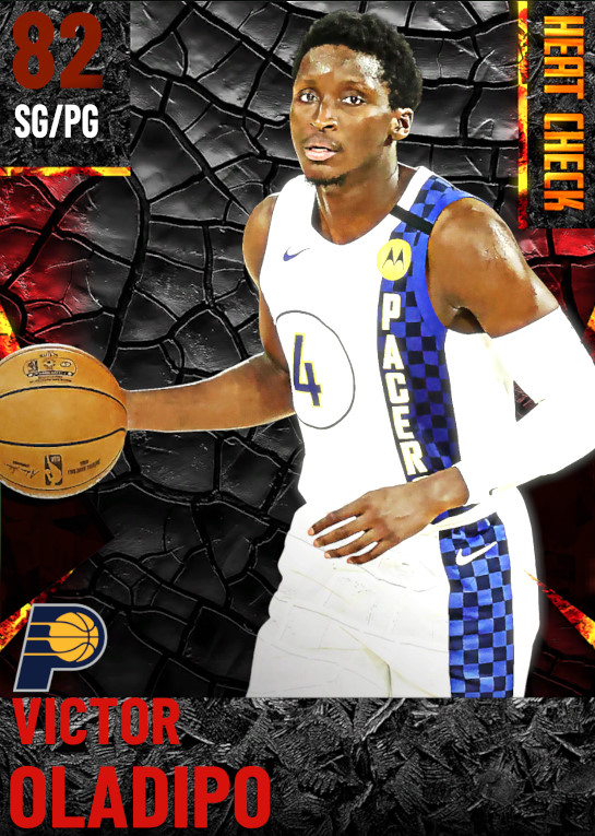 82 Victor Oladipo | Indiana Pacers