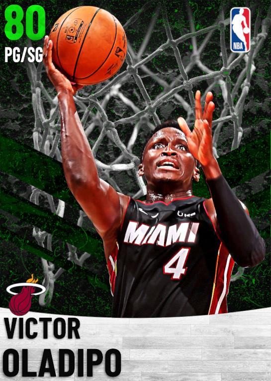 80 Victor Oladipo   Miami Heat
