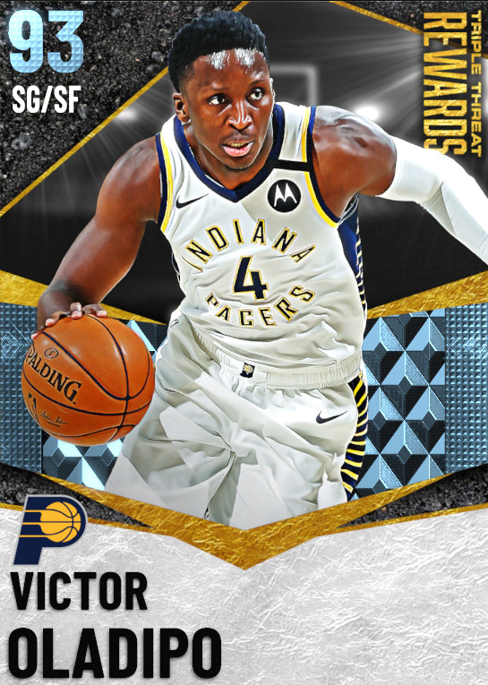 93 Victor Oladipo | undefined