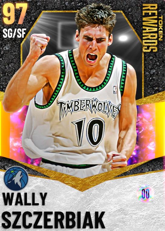 97 Wally Szczerbiak   undefined