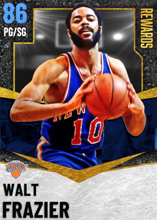 86 Walt Frazier | undefined