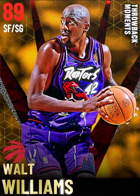 89 Walt Williams | undefined
