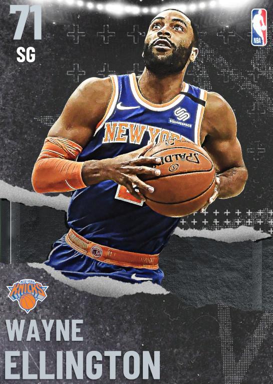 71 Wayne Ellington | undefined