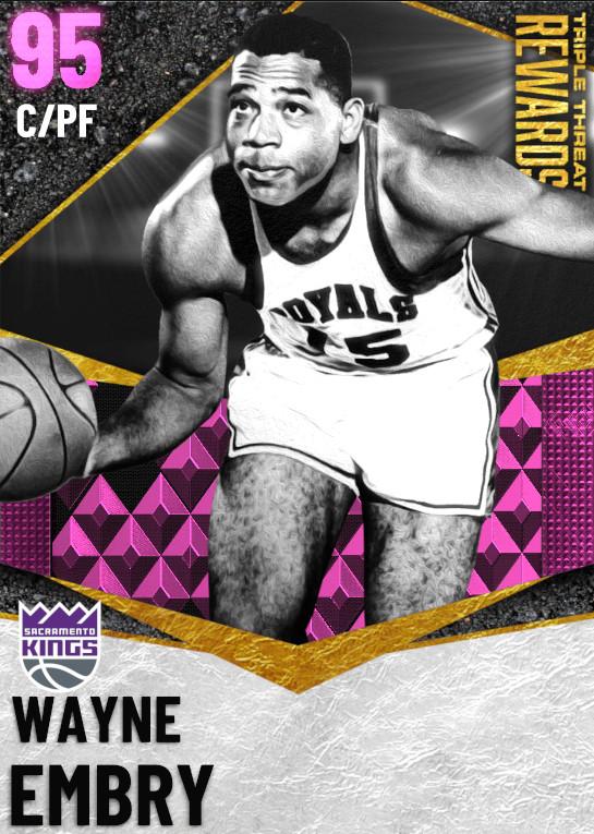 95 Wayne Embry | undefined