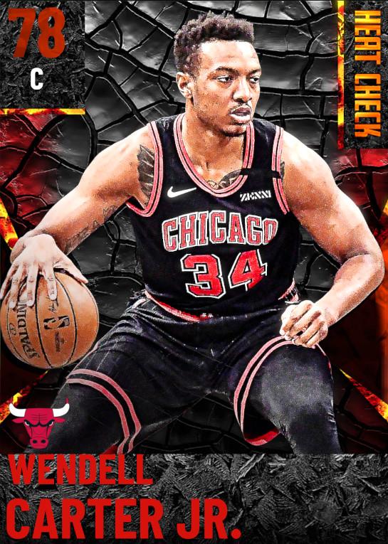 78 Wendell Carter Jr. | Chicago Bulls