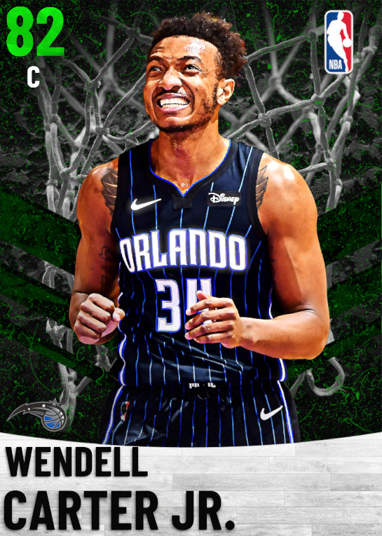 82 Wendell Carter Jr.   Orlando Magic