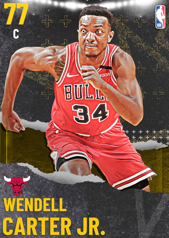 77 Wendell Carter Jr. | undefined