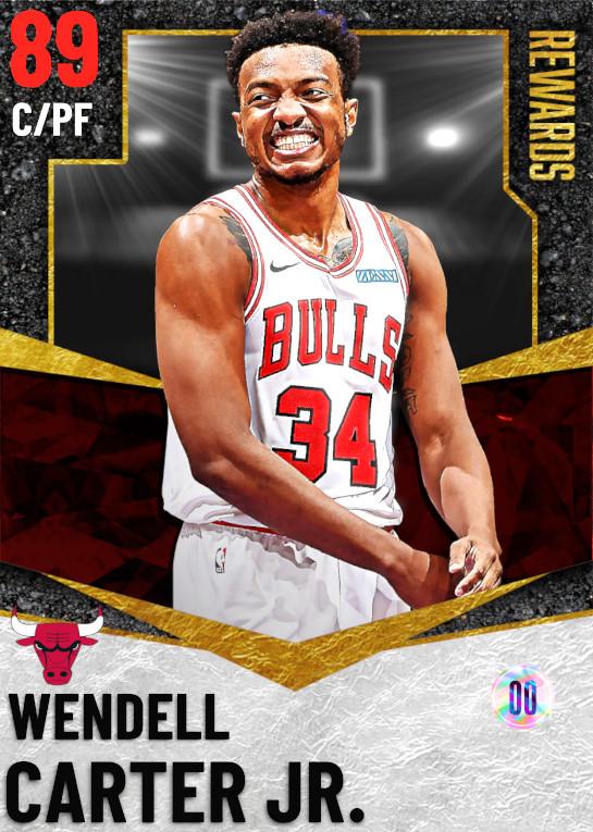 89 Wendell Carter Jr. | Season 6 Rewards