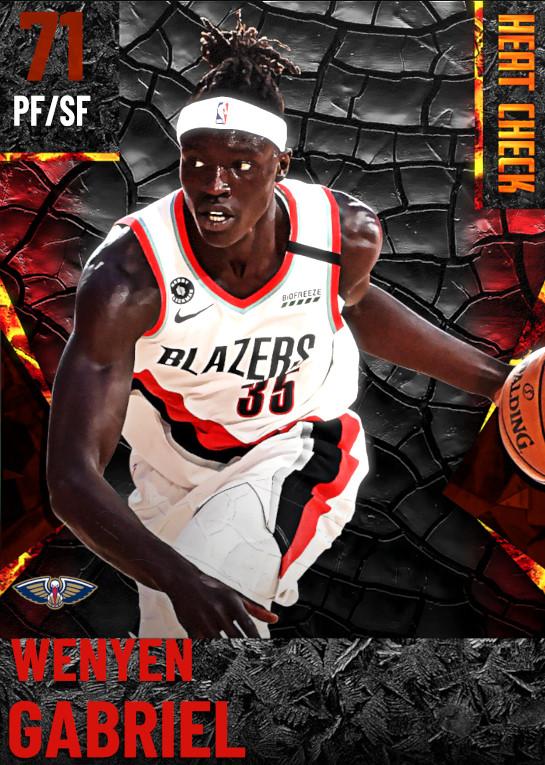 71 Wenyen Gabriel | New Orleans Pelicans