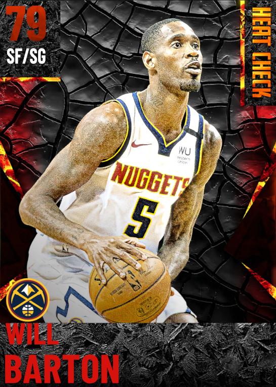 79 Will Barton | Denver Nuggets