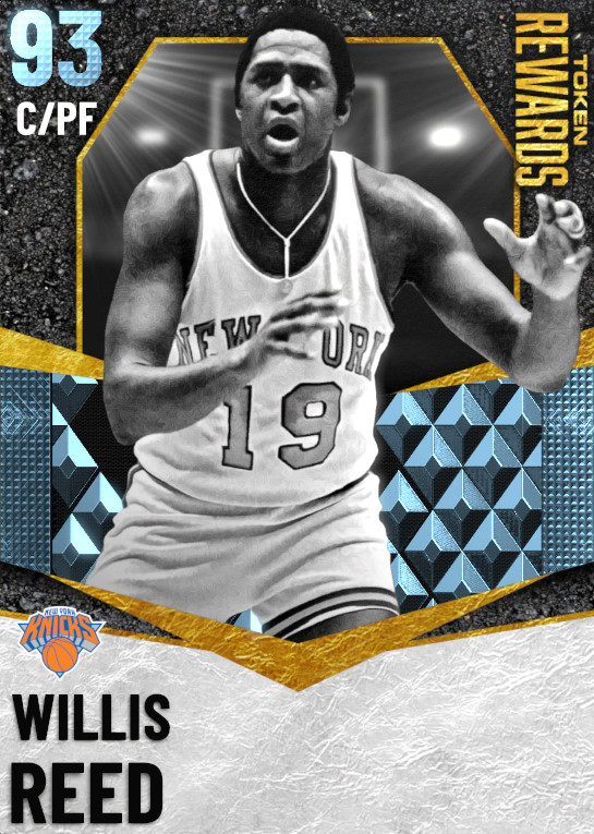 93 Willis Reed | undefined