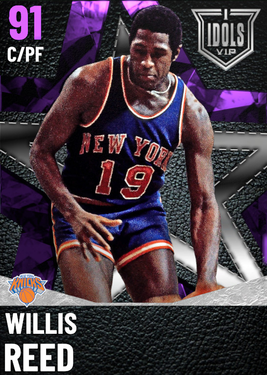 91 Willis Reed | undefined