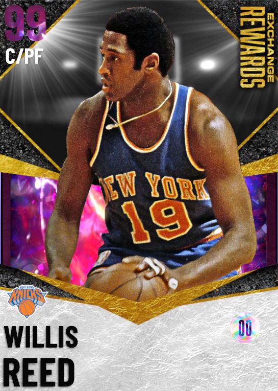 99 Willis Reed | undefined